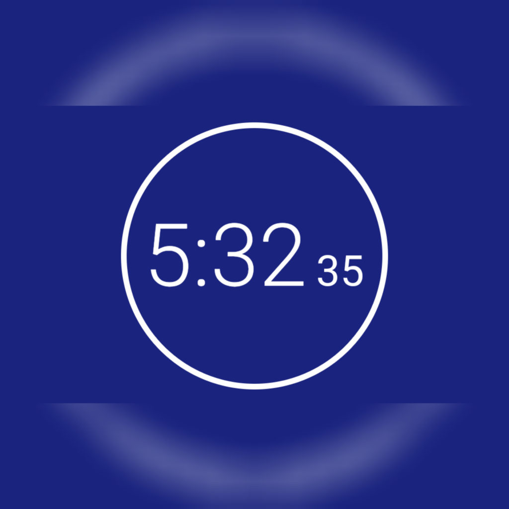 第4種目バーベルベントオーバーロウ 所要時間5:32